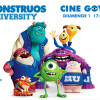 Cine Goya:  Monsters University