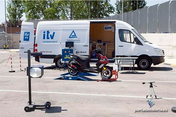Portal de l 39 olleria itv para motos y tractores el - El tiempo en l olleria ...