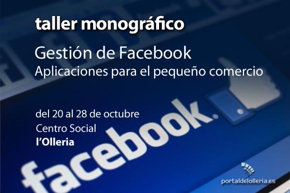 Portal de l 39 olleria taller monogr fico de facebook para - El tiempo en l olleria ...
