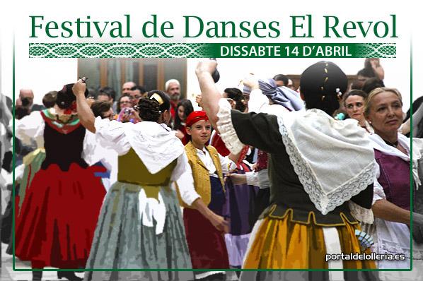 Portal de l 39 olleria festival de danzas el revol este - El tiempo en l olleria ...